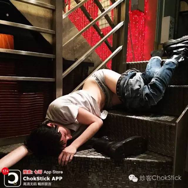 在日本哪儿都能睡,醒了内裤还在钱也没少