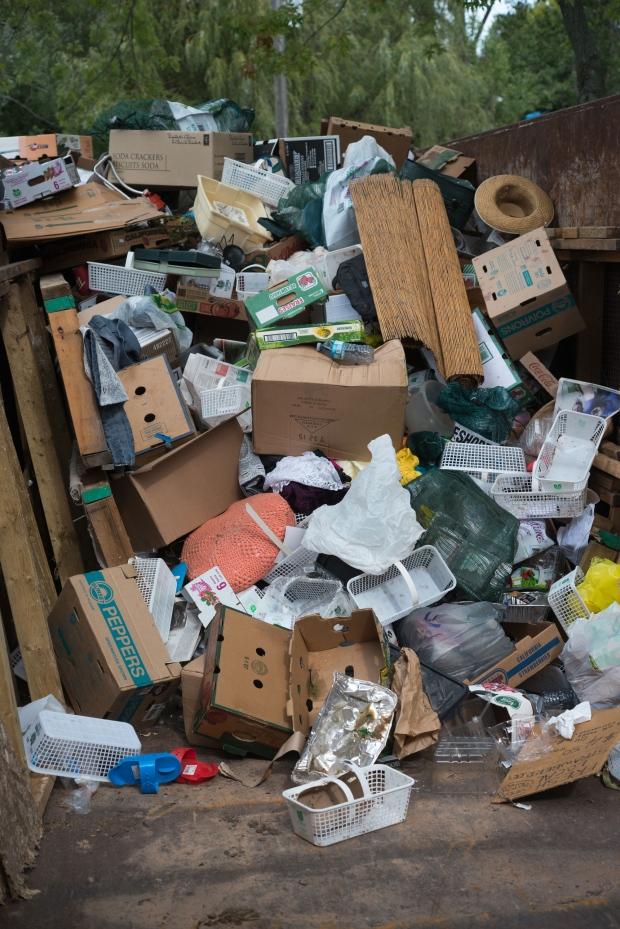 dumpster Simon Andrew