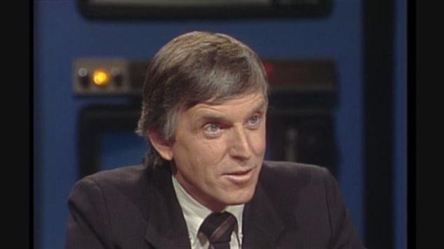 怀特1984年接受加拿大广播公司英语电视台采访