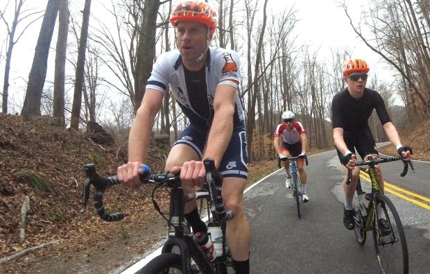 Nova Scotia Cycling team WestJet