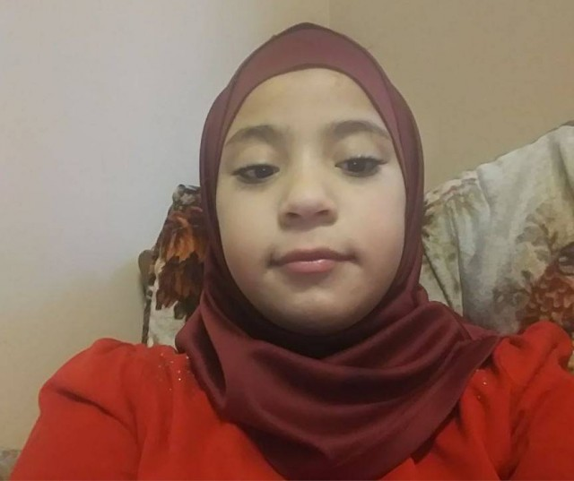 Nine-year-old Amal died by suicide.
