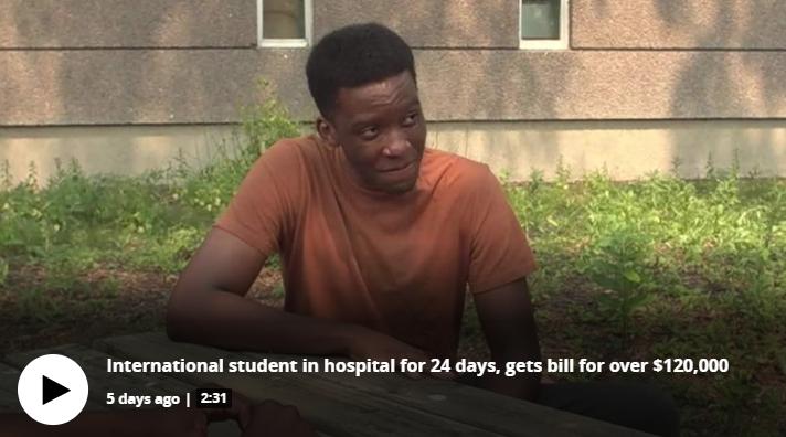 留学生一不小心背巨债,24天花掉12万加币