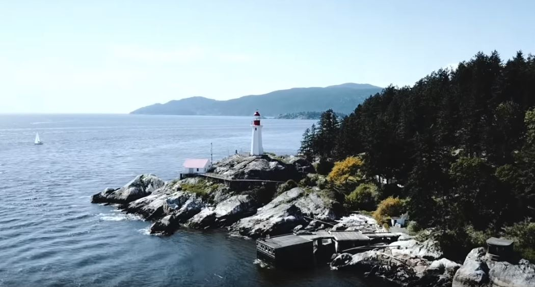 游温哥华灯塔公园 | ONE DAY AT LIGHTHOUSE PARK VANCOUVER