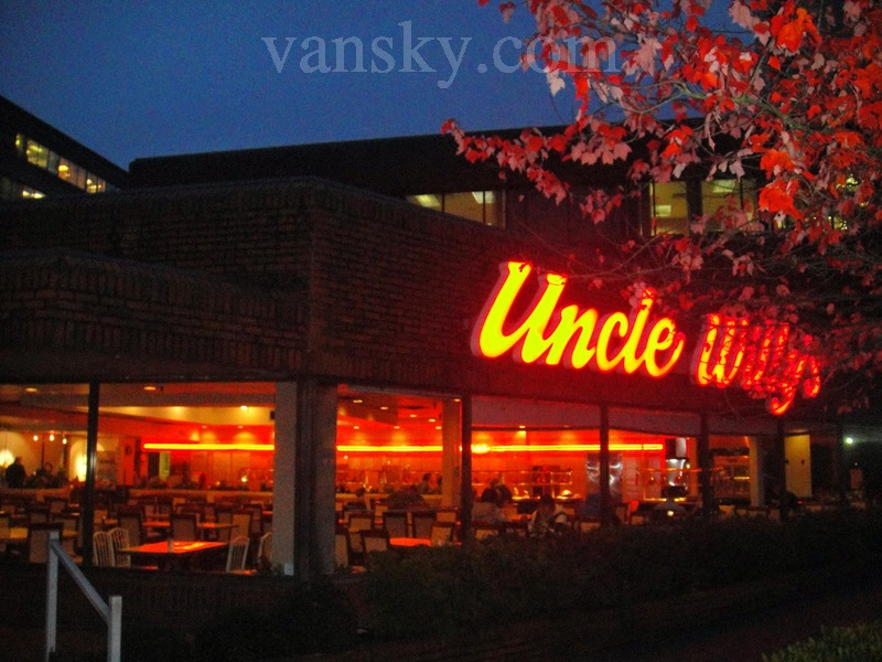 Uncle willy's buffet自助餐
